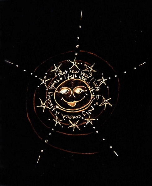 New Year Star.